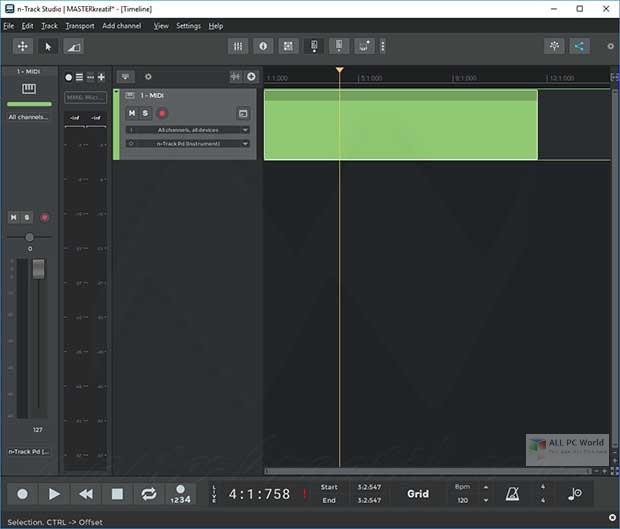 n-Track Studio Suite 2020 for Windows