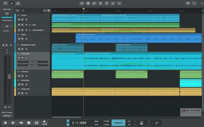 n-Track Studio Suite 9.1 Free Download