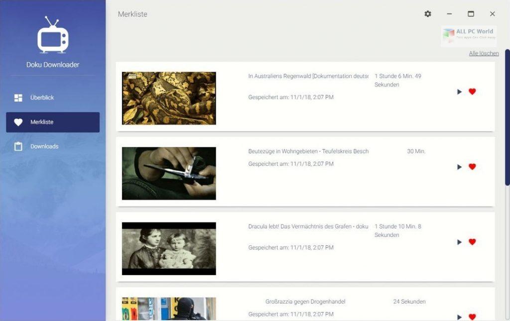 Abelssoft Doku Downloader Plus 2021 v3.1 Direct Download Link