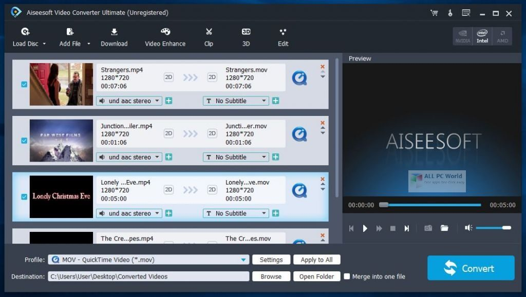 Aiseesoft Video Converter Ultimate 10.1 Direct Download Link