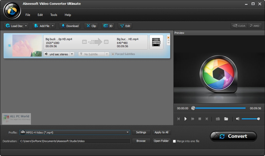 Aiseesoft Video Converter Ultimate 10.1 One-Click Download