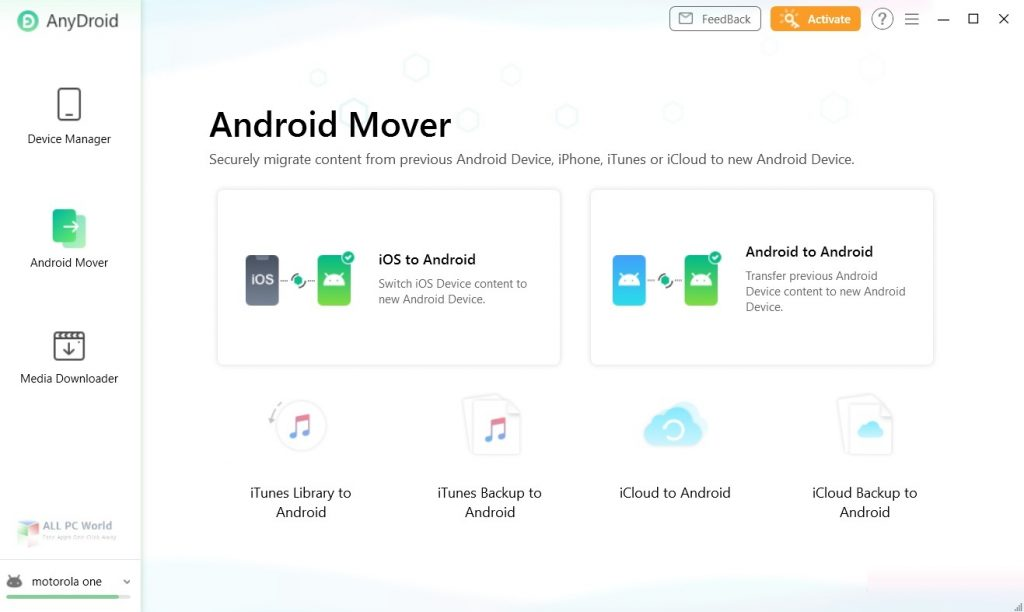 AnyDroid 7.4 Direct Download Link