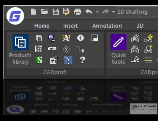 CADprofi 2021 Direct Download Link