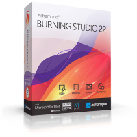 Download Ashampoo Burning Studio 22.0