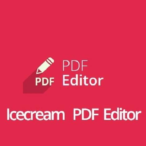 Download IceCream PDF Editor 2.43