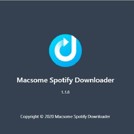 Download Macsome Spotify Downloader 1.1.8