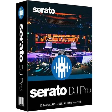 Download Serato DJ Pro 2.4.3 Build 117