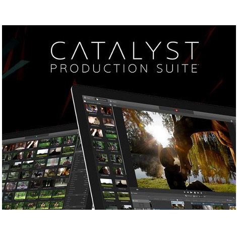 Download Sony Catalyst Production Suite 2020