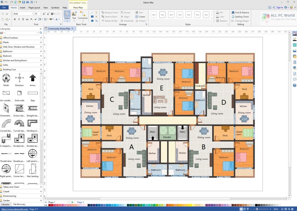 EdrawMax 10.5 Full Version Download