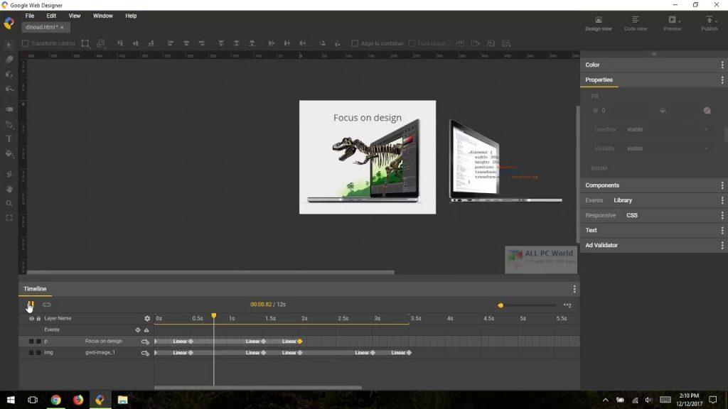 Google Web Designer 10 Direct Download