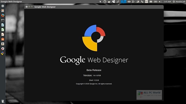 Google Web Designer 10