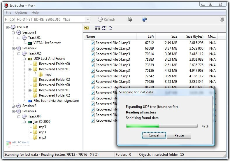 IsoBuster Pro 4.7 Direct Download Link