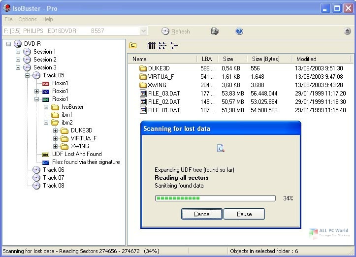 IsoBuster Pro 4.7 Full Version Download