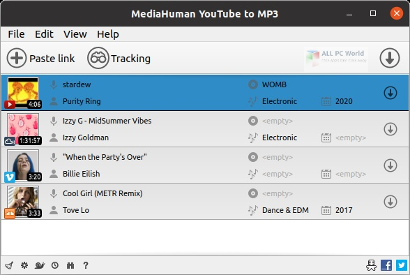 MediaHuman YouTube To MP3 Converter 3.9 Download