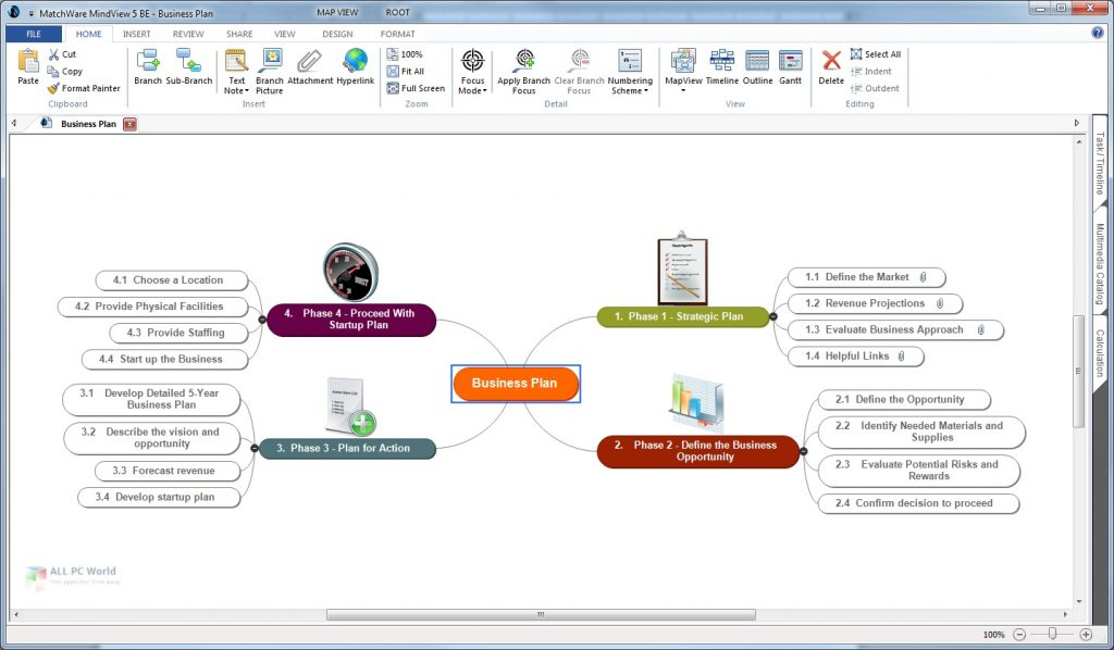 MindView 8.0.2 Free Download