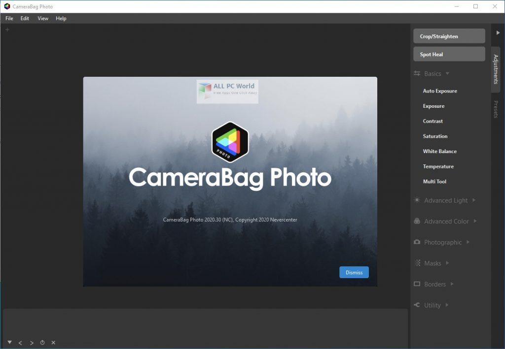 Nevercenter CameraBag Photo 2021 Full Version Download