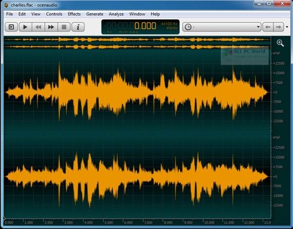 OcenAudio 3.10 Free Download