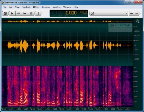 OcenAudio 3.10 Full Version Download