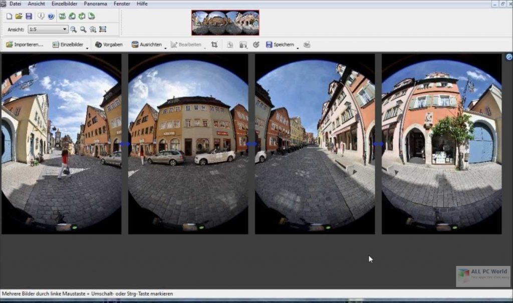 PanoramaStudio 3 Free Download