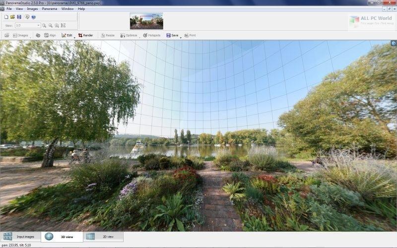 PanoramaStudio Pro 3 Free Download