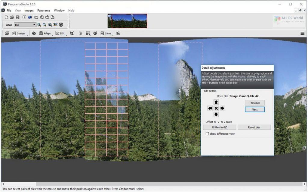 PanoramaStudio Pro 3.5 Free Download