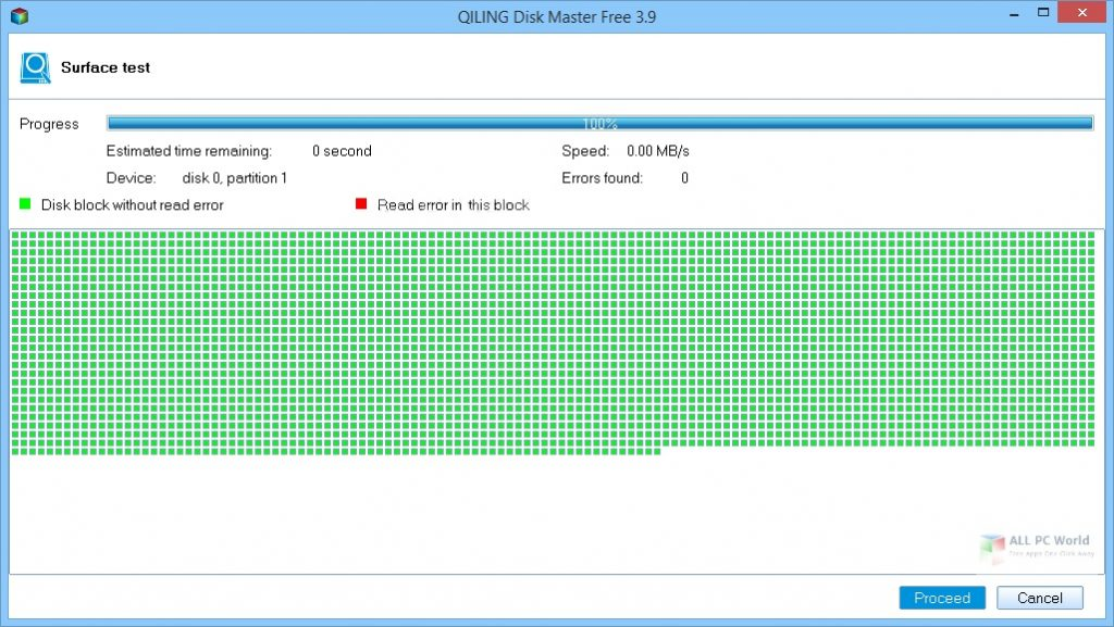 QILING Disk Master 5.5 for Windows