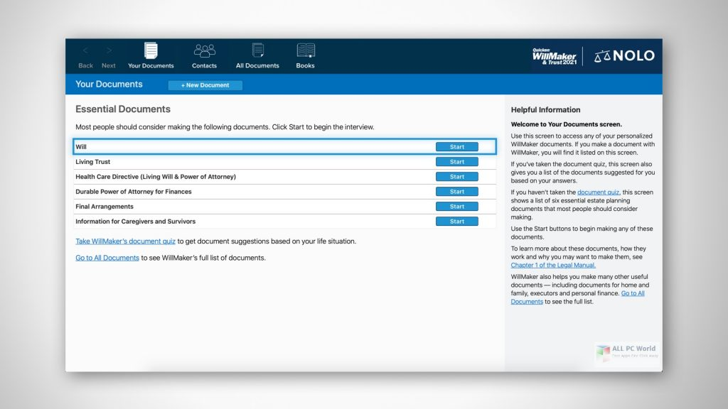 Quicken WillMaker & Trust 2021 v21.2 Free Download