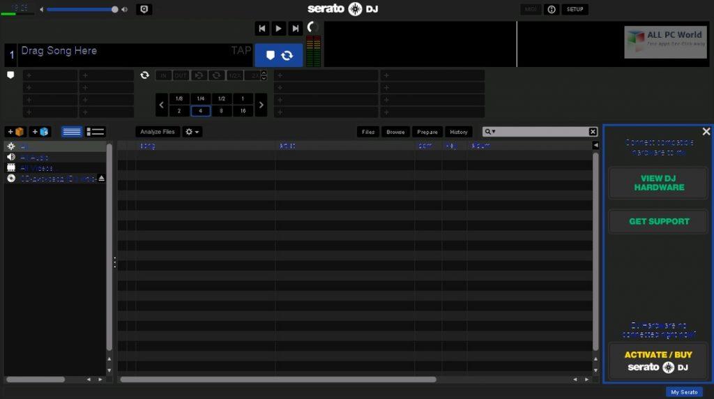 Serato DJ Pro 2.4.3 Build 117 Full Version Download