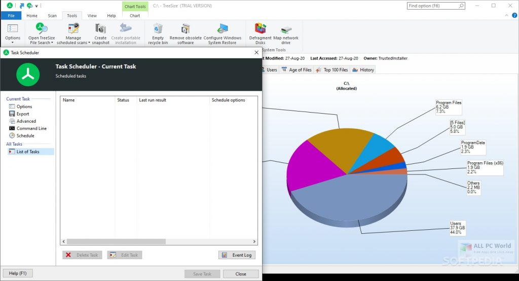 TreeSize Professional 8.0 Direct Download Link