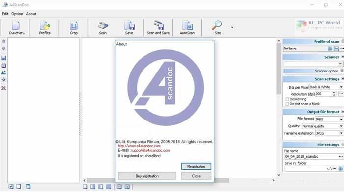 A4ScanDoc 2.0.8 One-Click Download