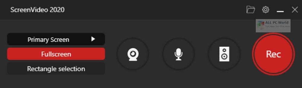 Abelssoft ScreenVideo 2020 v3.05 Direct Download Link