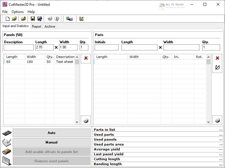 CutMaster2D Pro 1.5 Free Download