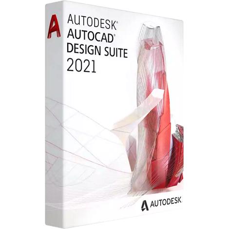 Download AutoCAD Design Suite Premium 2021