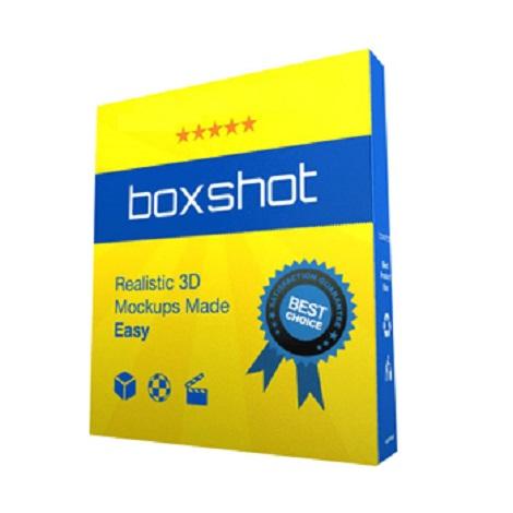Download Boxshot 5.2.8 Ultimate