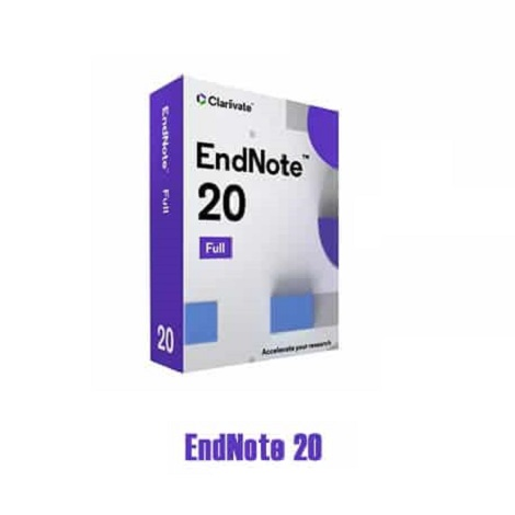 Download EndNote 20 Build 14672