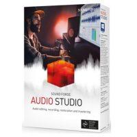 Download MAGIX SOUND FORGE Audio Studio 15.0