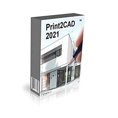 Download Print2CAD 2022