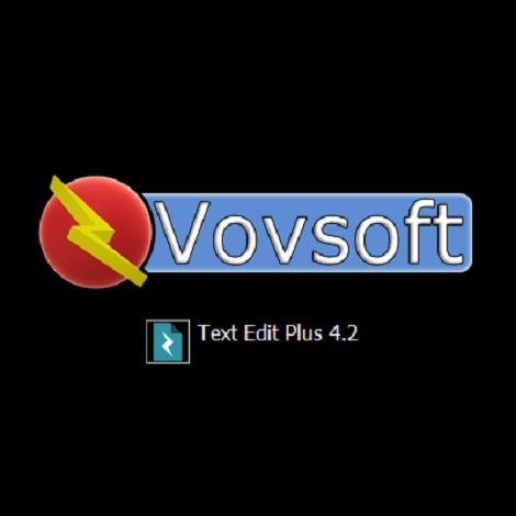 Download VovSoft Text Edit Plus 8.2