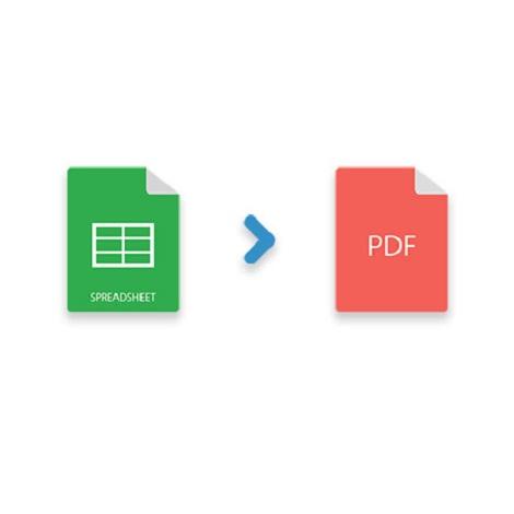 Download XLS Excel to PDF Converter 4.2