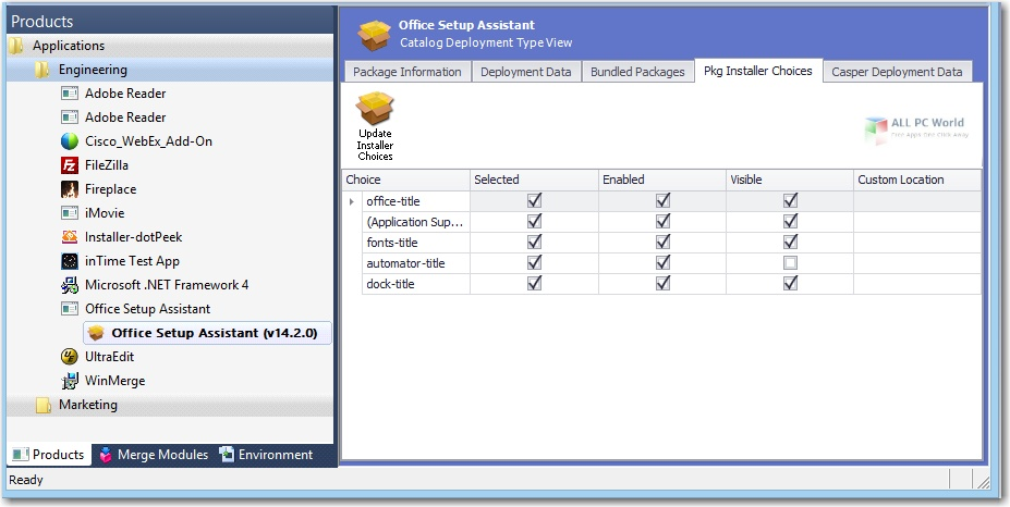 FLEXERA AdminStudio 2016 SP2 for Windows