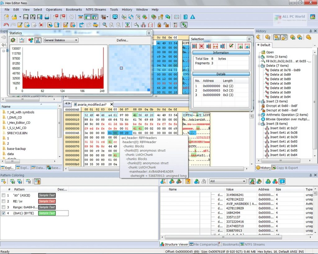 Hex Editor Neo Ultimate 6.54 Free Download