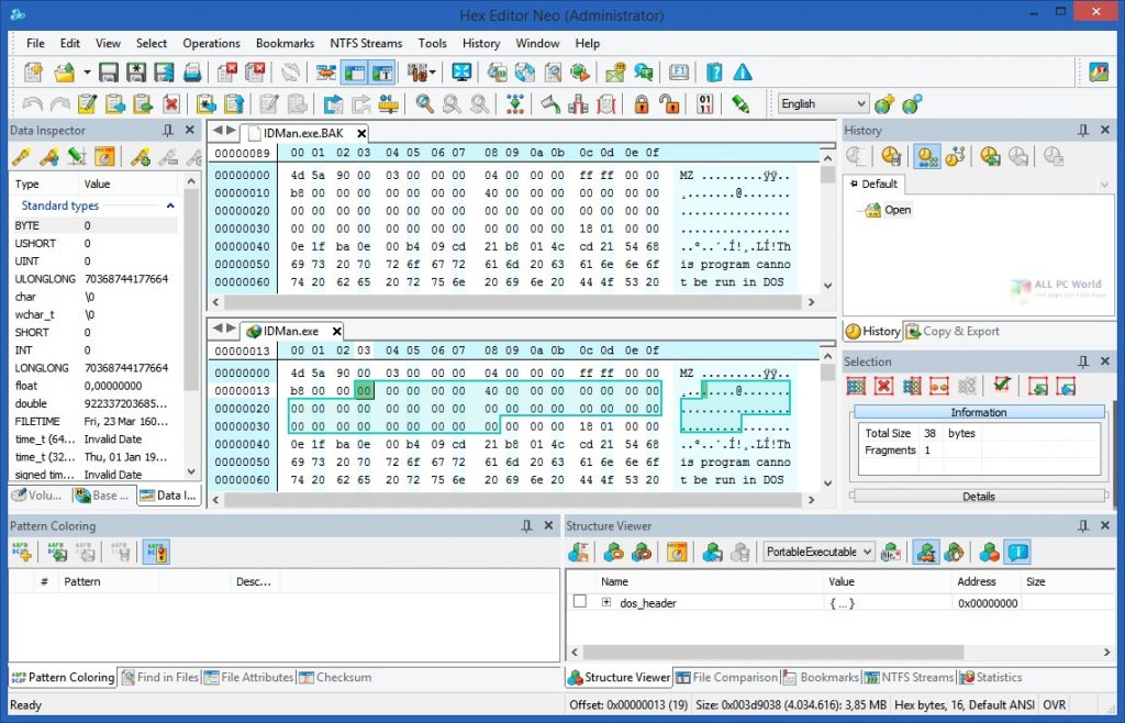 Hex Editor Neo Ultimate 6.54 Full Version Download