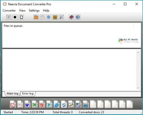 Neevia Document Converter Pro 7.2