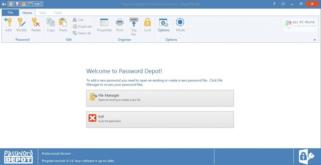 Password Depot 15.1.6 Multilingual