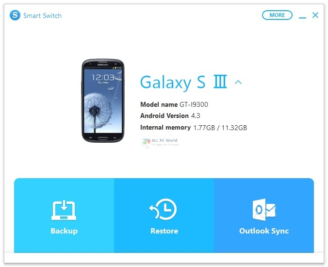 Samsung Smart Switch 4.2 Free Download
