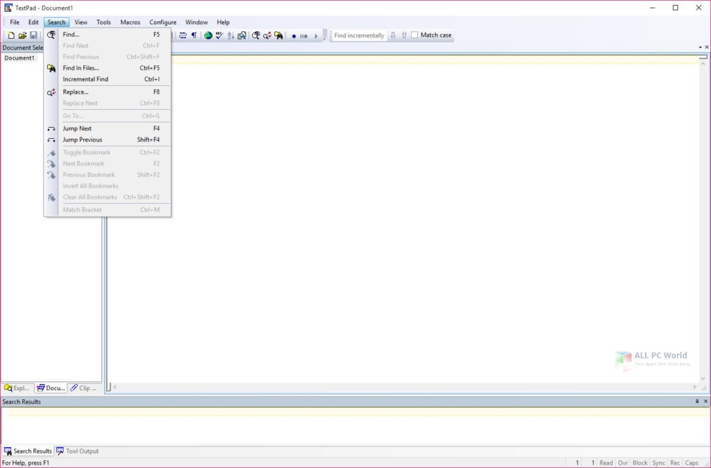 TextPad 8.5 Direct Download Link