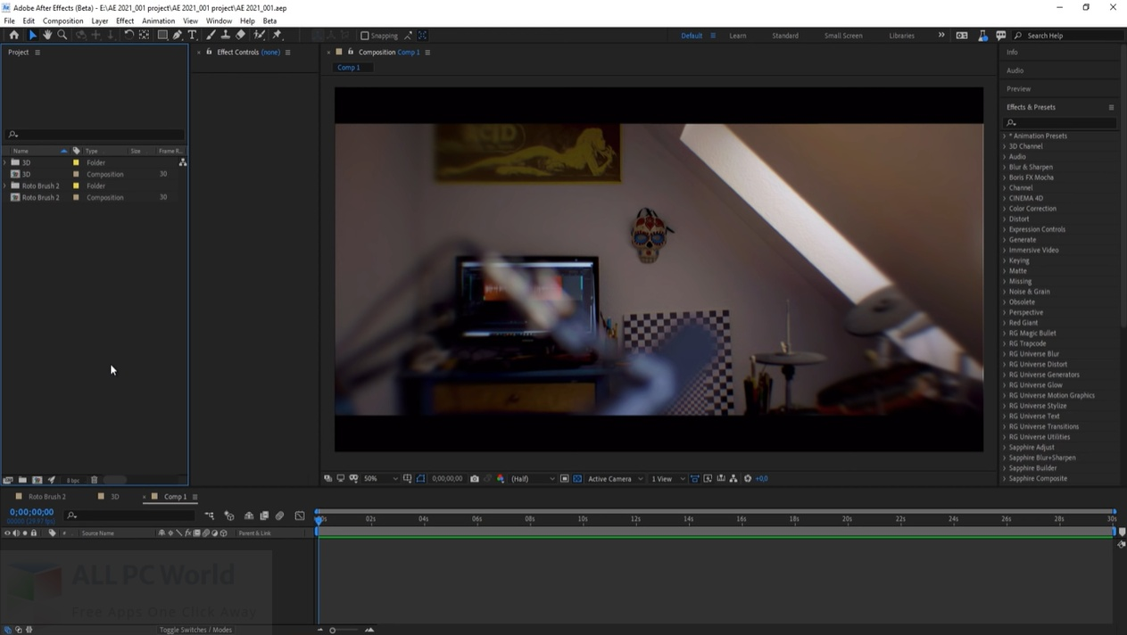 Adobe After Effects 2021 v18.0.1.1 Free Download