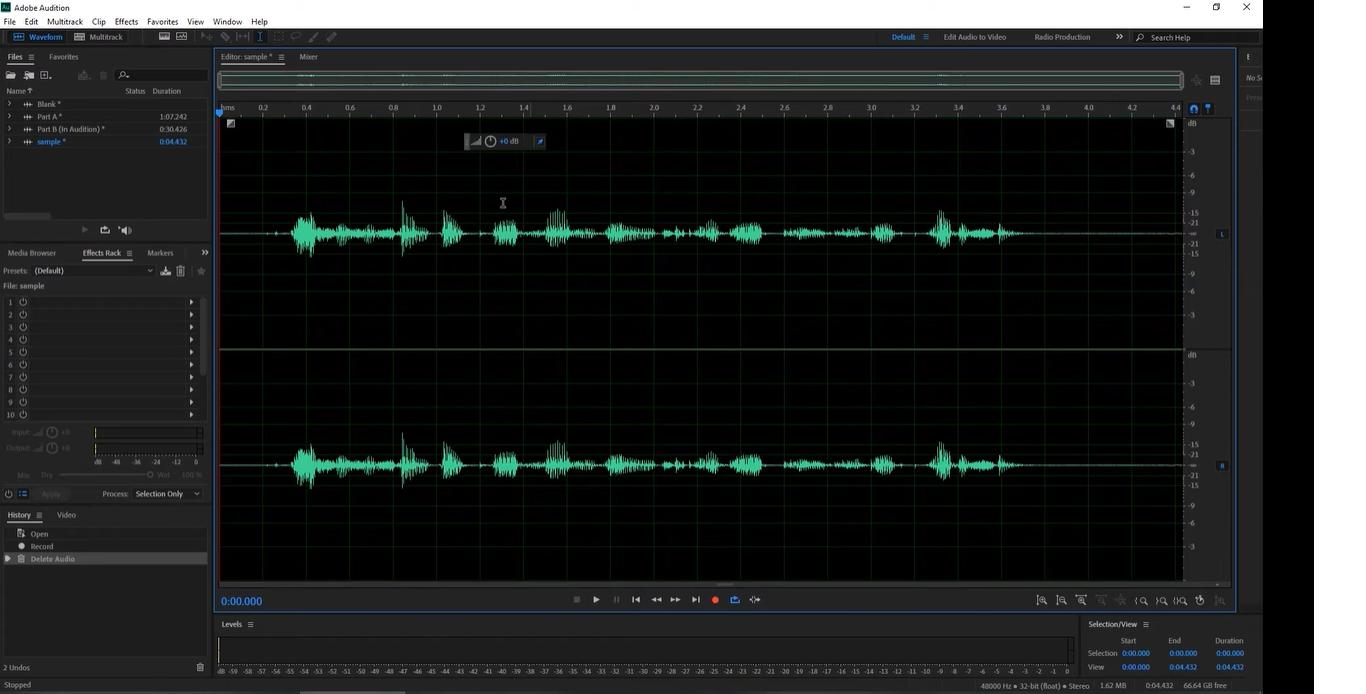 Adobe Audition 2021 v14.0.0.36 Free Download