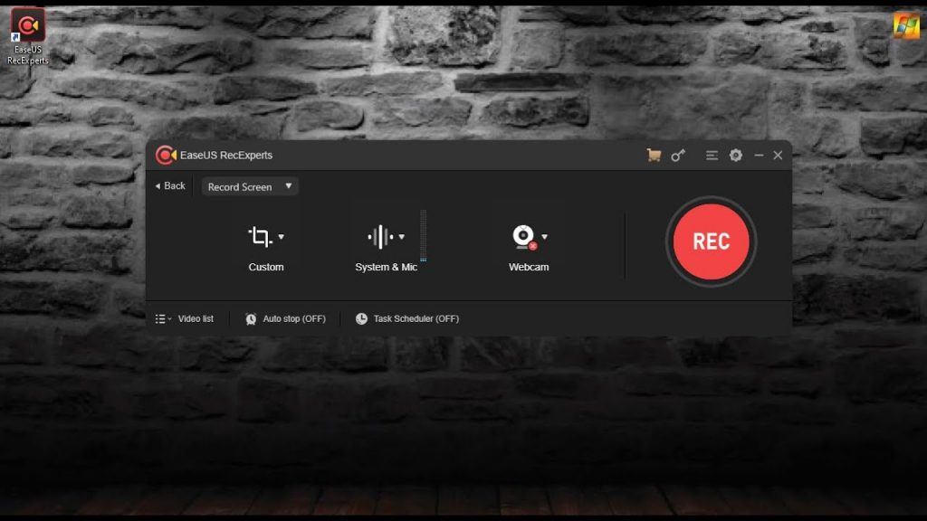 EaseUS RecExperts Free Download