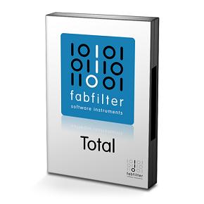 FabFilter Total Bundle 2020 Free Download